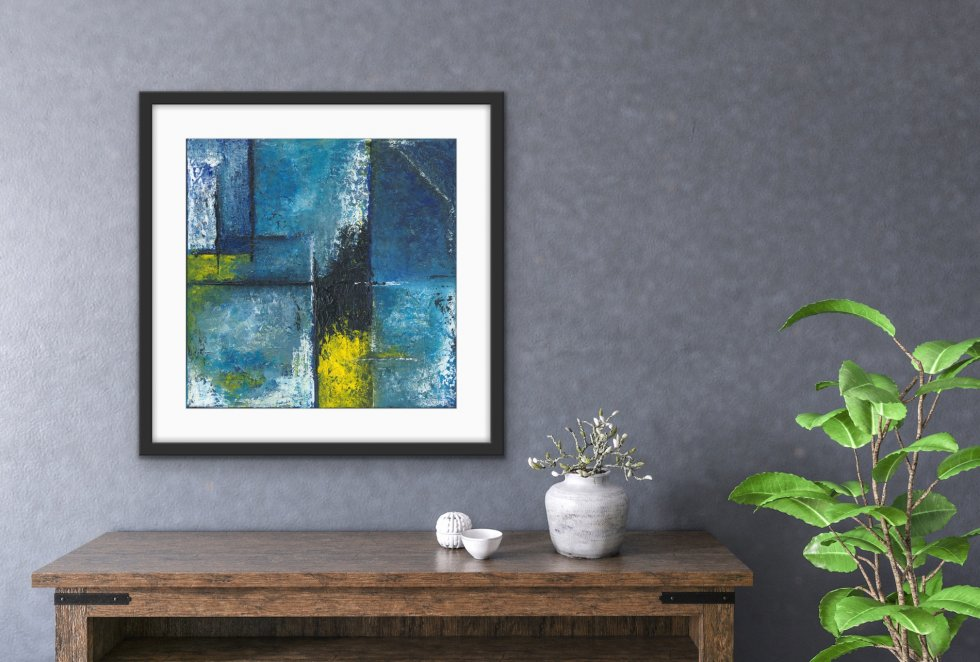 Encounter - Print - Home Interior | AlessandraViola.co.uk