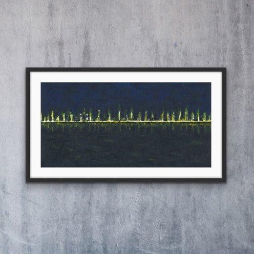 City - Print | AlessandraViola.co.uk
