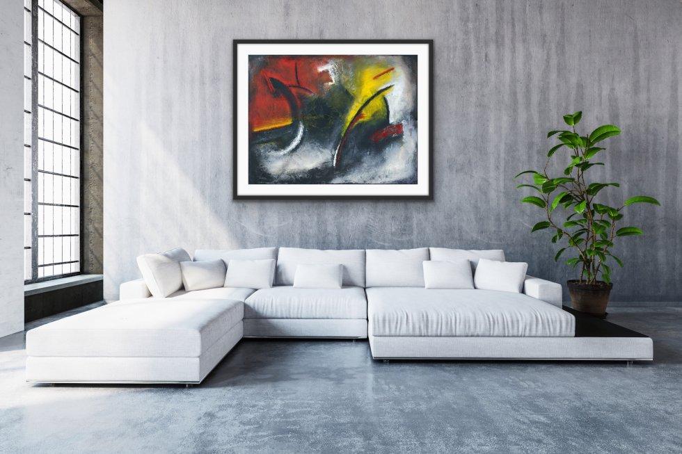 Vibrations - Print - Home Interior | AlessandraViola.co.uk