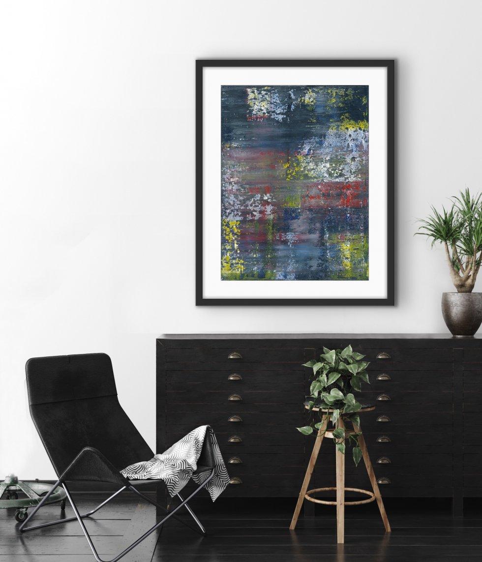 Chaos - Print - Home Interior | AlessandraViola.co.uk