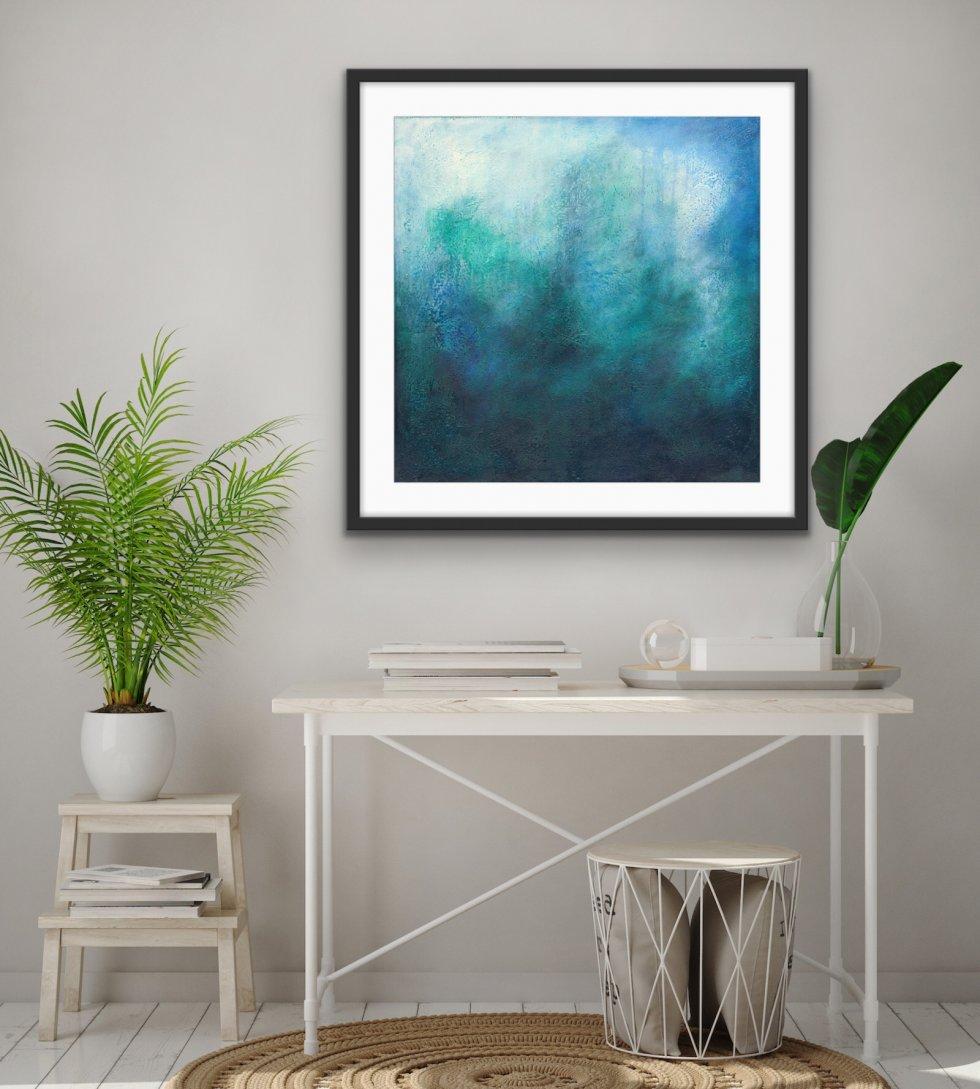 Taste of Ocean - Print - Home Interior   AlessandraViola.co.uk