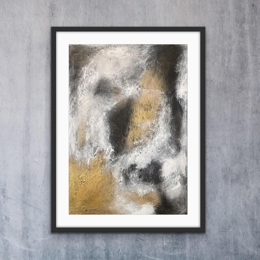 Beneath the Surface - Print | AlessandraViola.co.uk