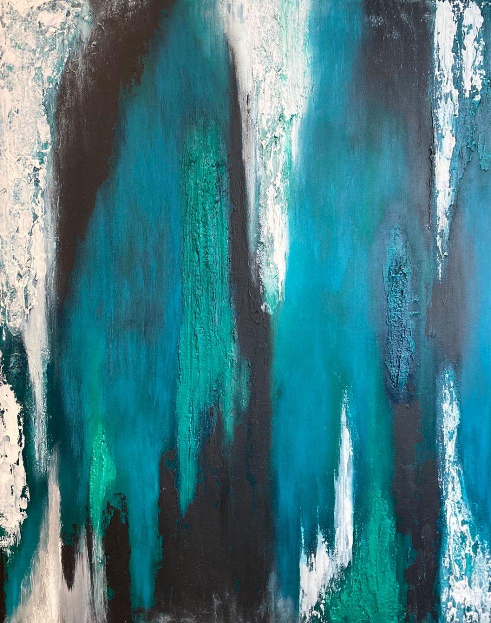 Ebony Falls | AlessandraViola.co.uk